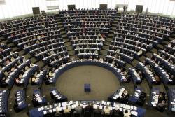 Vizita Papei Francisc la Parlamentul European