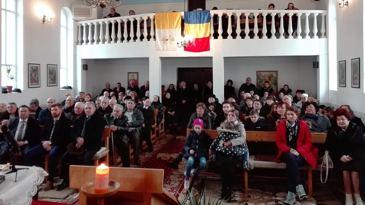 Zile de reculegere și sărbătoarea hramului în parohia Băița