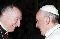 Secretarul de Stat, mons. Pietro Parolin, soseşte în Vatican