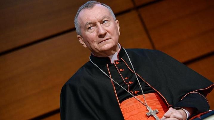 Cardinalul Pietro Parolin va merge în Ucraina