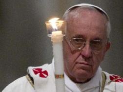 Slujba de Înviere la Vatican