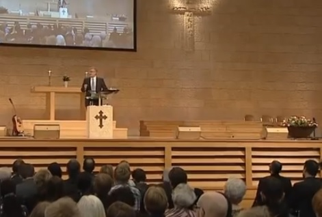 Un foarte cunoscut pastor carismatic s-a convertit la catolicism