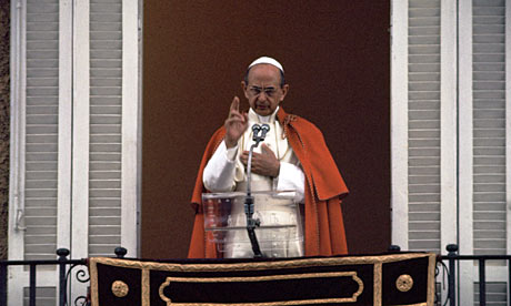 Paul al VI-lea, o lumină care străluceşte pe vârful muntelui