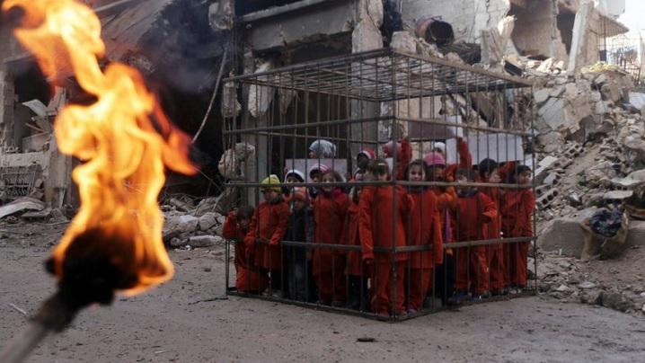 Persecutați și Uitați