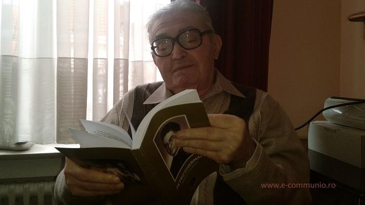 Un an de la trecerea la cele veșnice a Monseniorului Petru Gherman