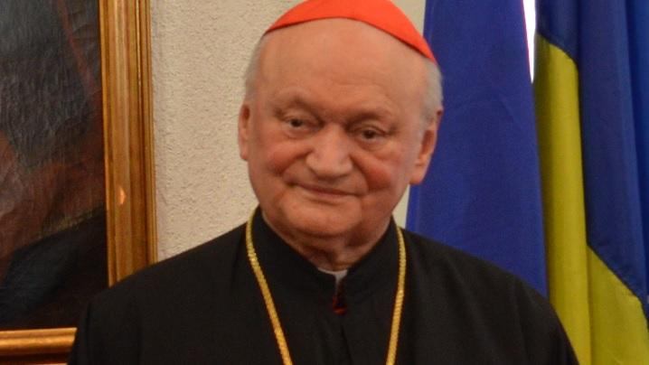 Cardinalul Lucian Mureşan, Arhiepiscopul major al Bisericii Greco-Catolice, despre vizita Papei Francisc în România