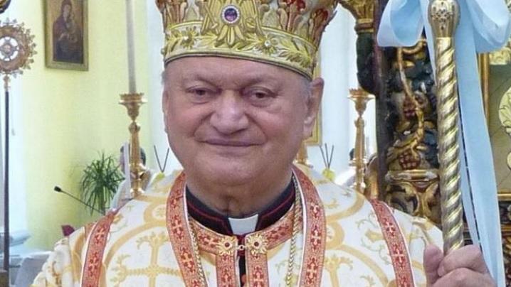 10 ani de la întronizarea primului Arhiepiscop Major al Bisericii Române Unite