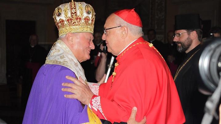 Vizita pastorală a Cardinalului Leonardo Sandri în România