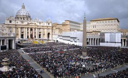 În fiecare miercuri și duminică, Piața Sfântul Petru arată ca în Duminica Paștilor
