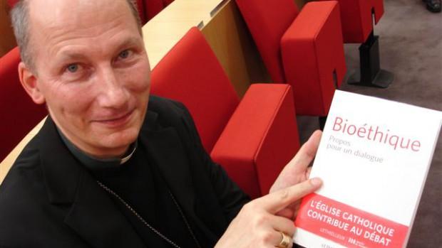 Arhiepiscopul Pierre d`Ornellas a lansat un blog dedicat chestiunilor ce privesc sfârșitul vieții
