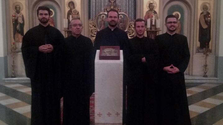 Noi alumni în cadrul Colegiului Pontifical Pio Romeno din Roma