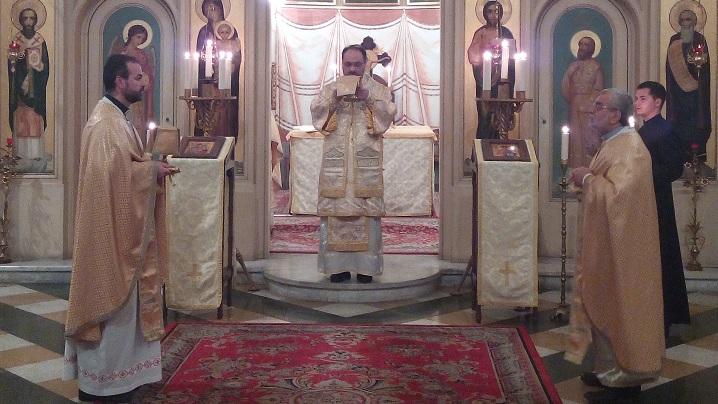 Vizita PS Mihai Frățilă la Colegiul Pontifical Pio Romeno din Roma