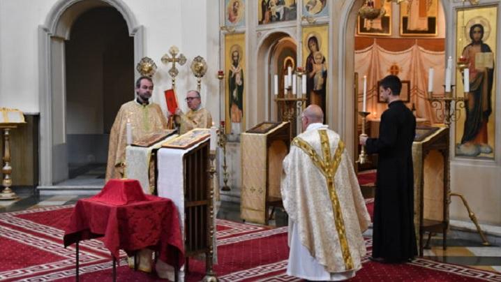 Fericiţii Episcopi martiri sărbătoriţi la Colegiul Pontifical Pio Romeno
