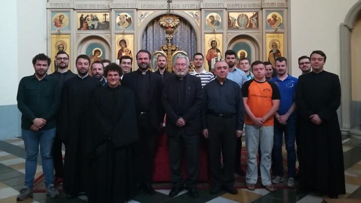 """Colegiul Pio Romeno - Ultima conferință din seria """"Darurile Spiritului Sfânt"""""""