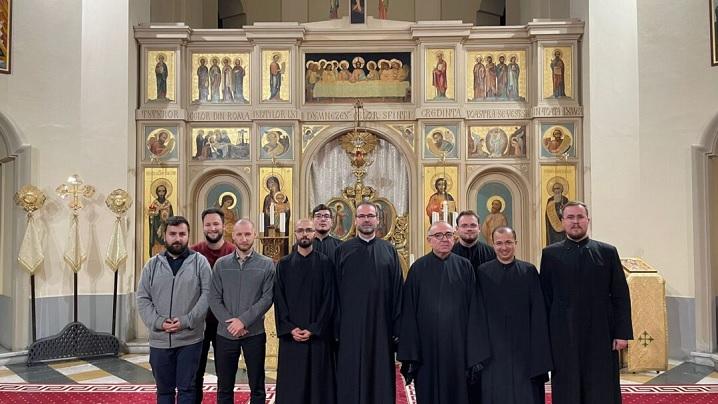 Începutul anului academic la Colegiul Pontifical Pio Romeno din Roma