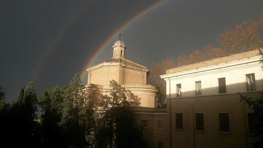 Lansarea site-ului oficial al Colegiului Pontifical Pio Romeno din Roma