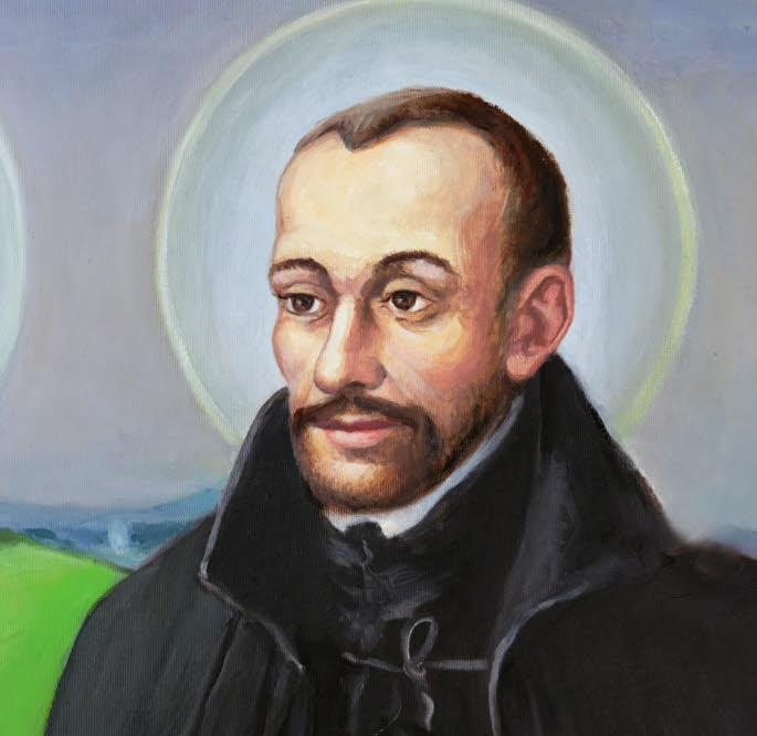 Biserica are un nou Sfânt:  preotul iezuit Petru Favre