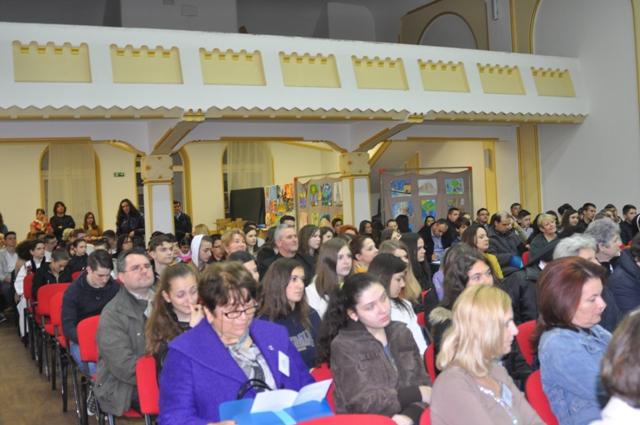 Olimpiada naţională de religie catolică se desfăşoară la Oradea