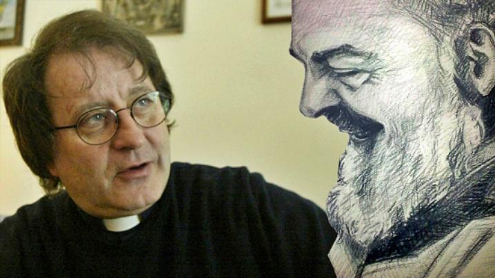 De la muzicianul de cabaret din Paris la preotul misionar din Irak... mulțumită lui Padre Pio