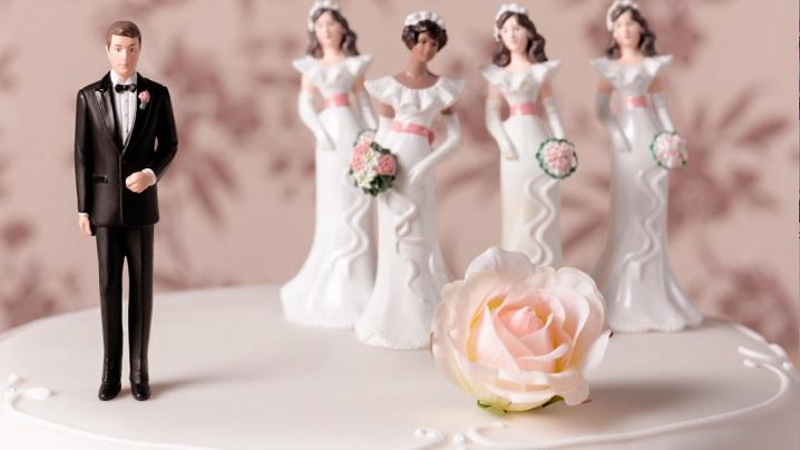 După legalizarea parteneriatelor civile între persoane homosexuale, un lider musulman din Italia cere legalizarea poligamiei