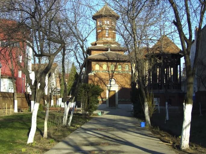 Biserica Sfântul Vasile cel Mare din strada Polonă
