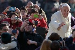 """China: Papa Francisc a fost ales între cei 10 """"oameni decisivi"""" din 2013"""