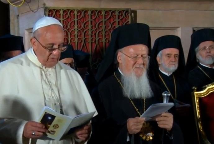 Celebrarea ecumenică din bazilica Sfântului Mormânt, o premieră fără precedent în istoria recentă