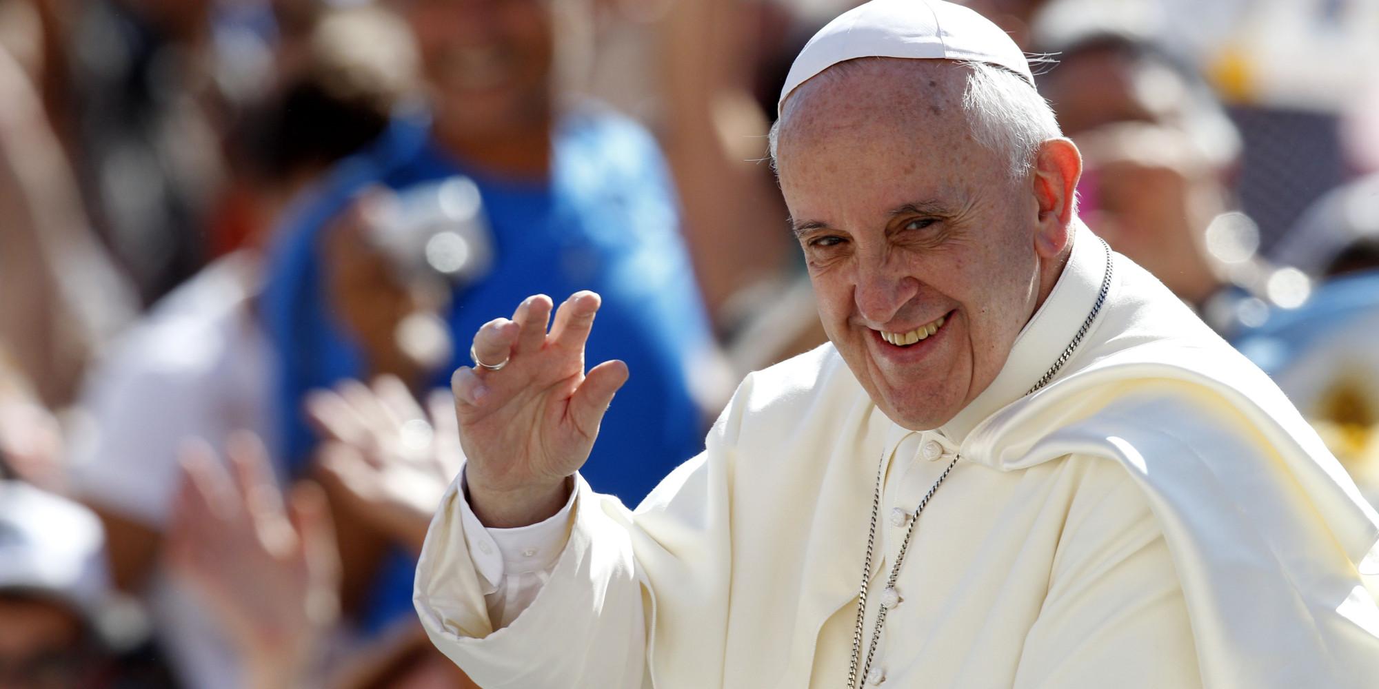 """Papa Francisc: """"rugați-vă pentru pelerinajul meu în Țara Sfântă"""""""