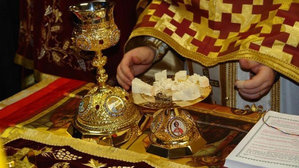 Liturghia Înaintesfinţitelor de miercuri seara în săptămâna a II-a a Postului Mare