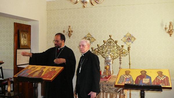 Cardinalul Paul Poupard s-a întâlnit cu PS Mihai la București
