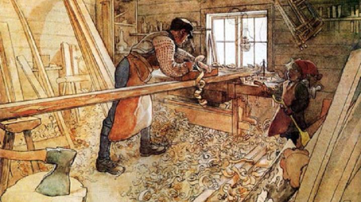 Casa Dulgherului - Poveste inspirațională