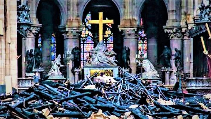 Catedrala Notre-Dame: scrisoarea Papei Francisc adresată Arhiepiscopului de Paris