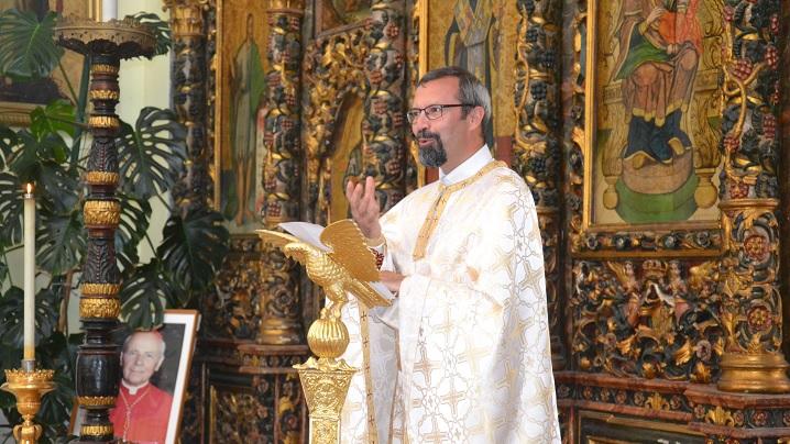 """VIDEO: """"Ne dorim ca niciun pelerin prezent în Blaj să nu plece fără să-l vadă pe Sfântul Părinte Papa Francisc"""""""