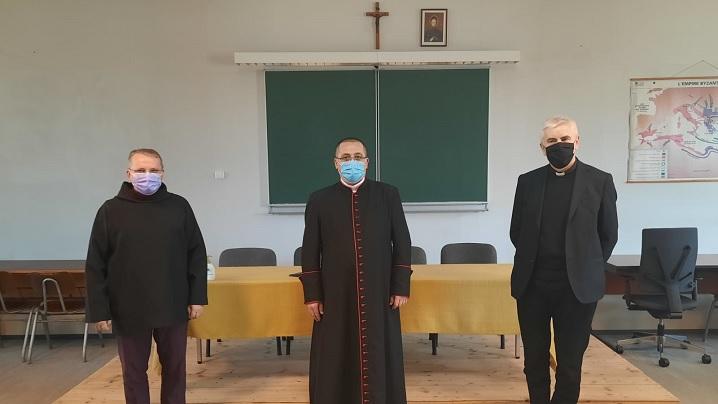 Un nou doctor în teologie: pr. Vasile Costea