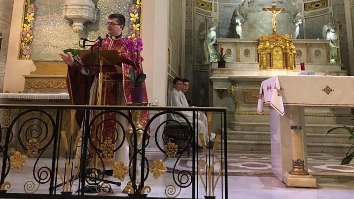 Comunitatea greco-catolică de la Paris în pelerinaj la Capela Medaliei Miraculoase