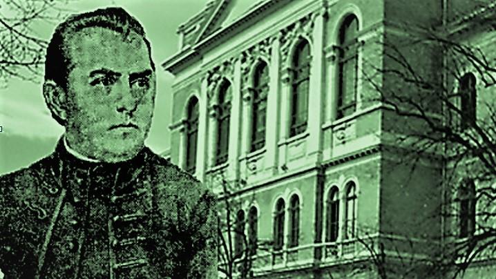 "122 de ani de la moartea preotului Grigore Silași, academician, vice-rector al Seminarului ""Sfânta Barbara"" din Viena"