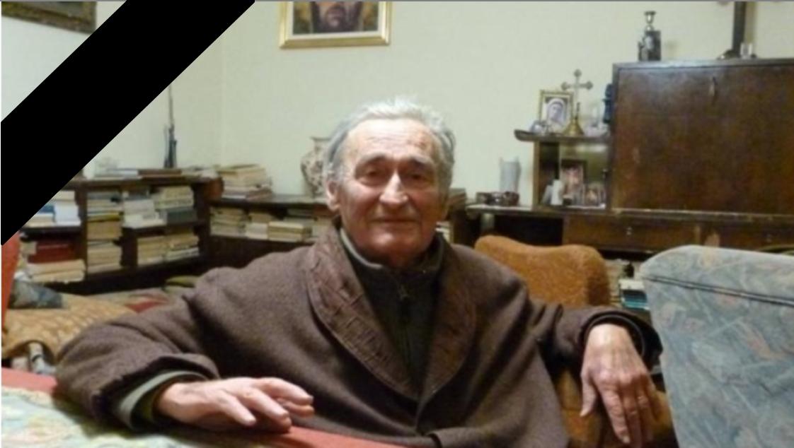 Pr. Matei Boilă s-a mutat în casa Tatălui Ceresc