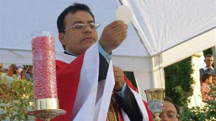 Preot masacrat în Brazilia