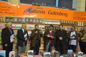 Cartea Preasfinției Sale Mihai la Târgului internațional de carte Gaudeamus