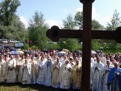 Predica Preafericitului Cardinal Lucian rostită cu ocazia pelerinajului de la Sighet