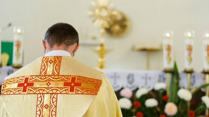 Înainte de a fi preot, a trăit o mare iubire