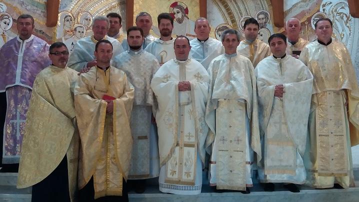 Exerciții spirituale pentru preoții din Arhieparhia de Alba-Iulia și Făgăraș