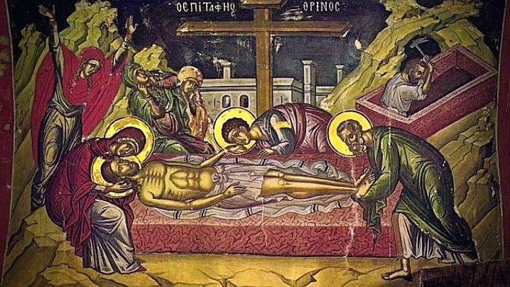 Vinerea Mare: Prohodul Domnului din Catedrala Blajului în direct la TVR 3