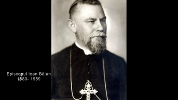 Ioan Bălan, episcopul cărturar - Blaj într-un minut