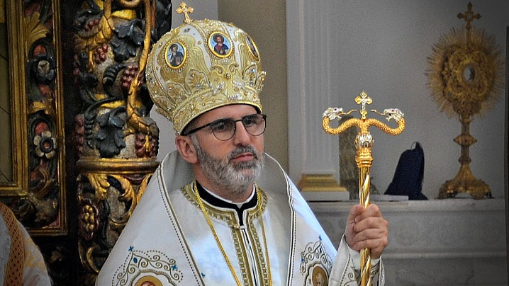 Cuvântul PS Ioan Bot rostit cu ocazia hirotonirii episcopale