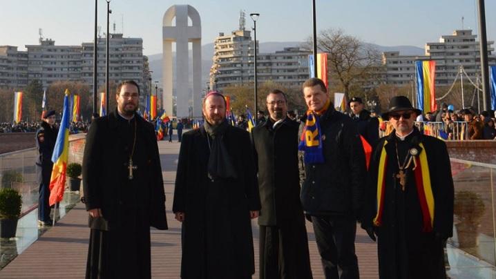 FOTO/VIDEO: De la Blaj la Alba Iulia pentru Centenarul Marii Uniri