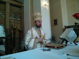Celebrarea Sărbătorii Înălțării Domnului în Catedrala Arhiepiscopală din Blaj