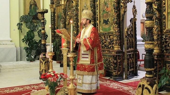 FOTO: Denia celor 12 Evanghelii în Catedrala Blajului