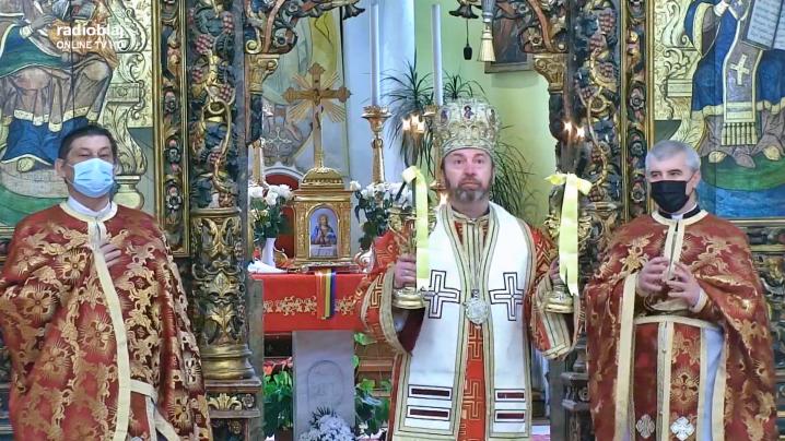 Duminică 04.04.2021, ora 08:45 Sf. Liturghie, Catedrala Arhiepiscopală Majoră