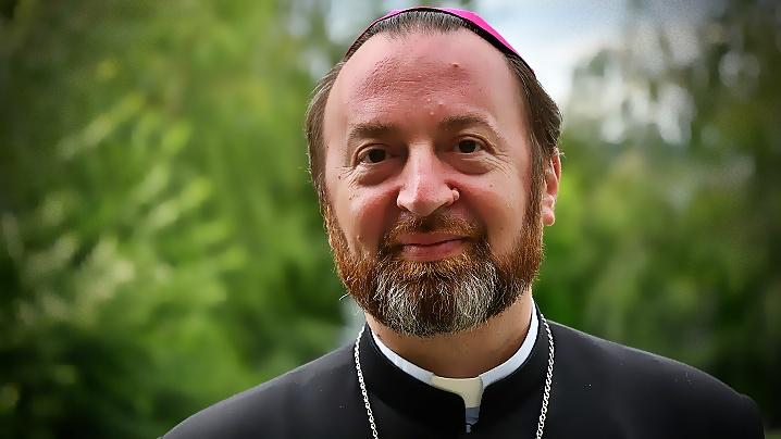 Mesajul de încurajare al PS Claudiu, Episcopul Curiei (Universul Credinței TVR1)